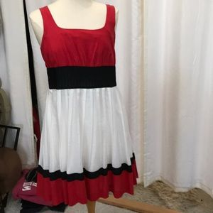 Anne Klein cotton dress